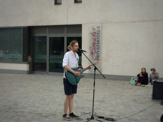 """""""Fête de la Musique"""", Köln (Photo by Chris Heron)"""