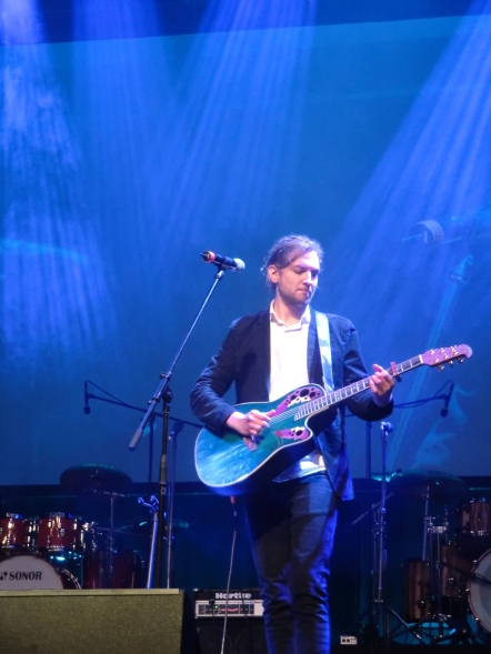 """""""Deutscher Rock & Pop Preis"""", Siegerlandhalle, Siegen (Photo by Beate Weule)"""