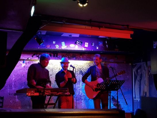 Musikclub Session Bonn (Support for Robson Ponte)
