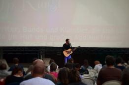 Fiege Kino Open Air, Bochum (Photo by Annika Großmann)