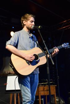 Schiller Songwriter Stage, Dortmund (Photo by Martin Lixenfeld)